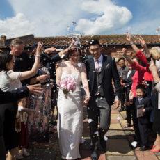 Rustic Barn wedding Norfolk