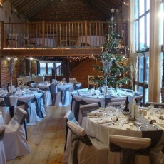 Another winter wedding